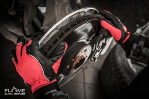 repairing late model disc brakes
